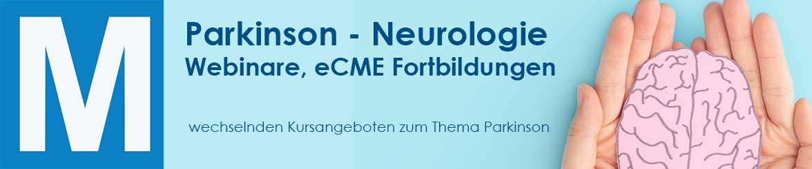 CME Online Seminare Parkinson