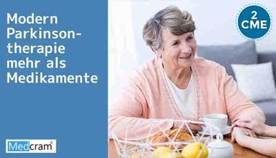 Moderne Parkinsontherapie – mehr als Medikamente