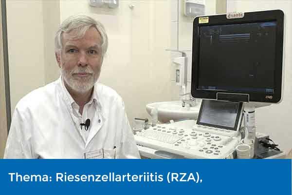 CME-Fortbildungen Riesenzellarteriitis