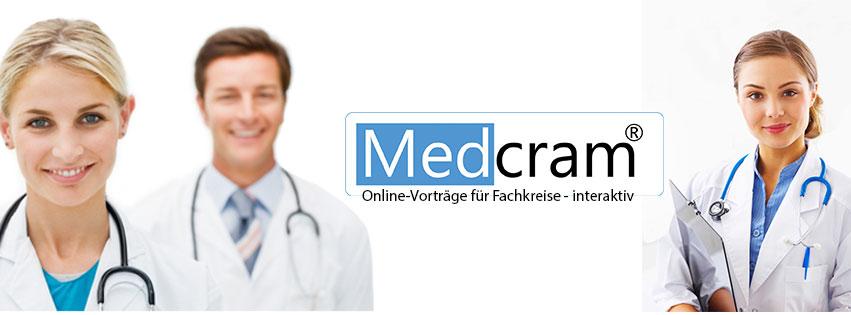 Medcram CME Fortbildungen Kontaktformular