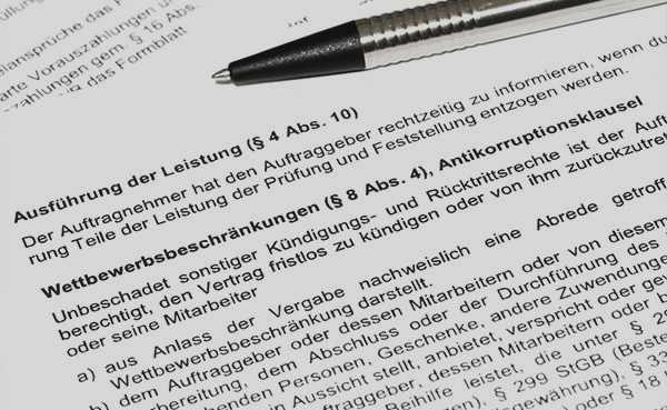 Das Antikorruptionsgesetz - was Sie dazu wissen sollten