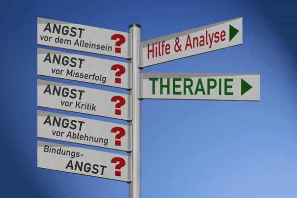 Update Therapie von Angststörungen – Teil 1 Diagnostik (2018)