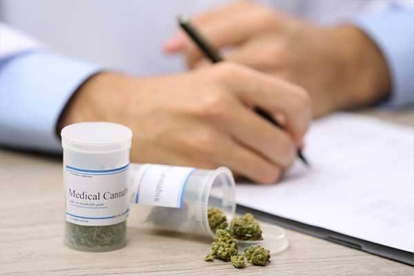 Einsatz von Cannabis in der Medizin