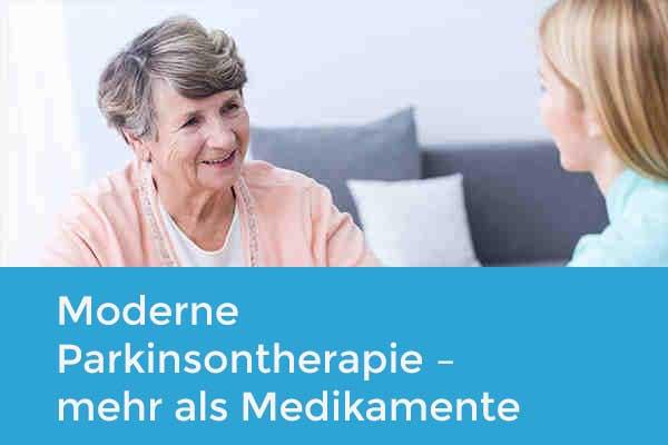 Moderne Parkinsontherapie – Management von motorischen- und nichtmotorischen Fluktuationen