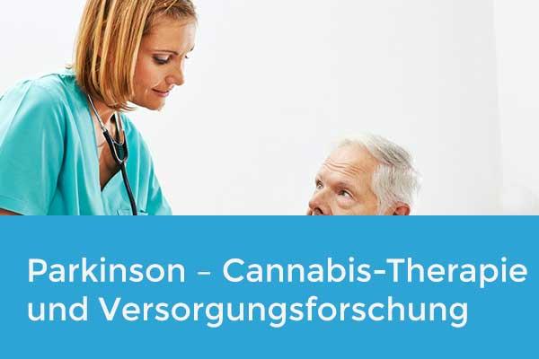 Parkinson – Neues aus Cannabis-Therapie und Versorgungsforschung