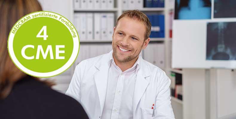 Kursangebote zum Erwerb von 4-CME-Punkten für Ärzte