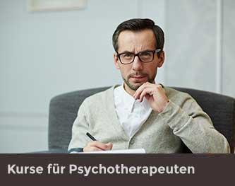 Kurse für den Psychotherapeut