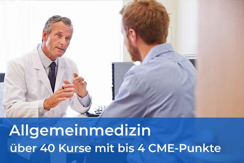CME-Module zum Fachgebiet Allgemeinmedizin und Innere Medizin